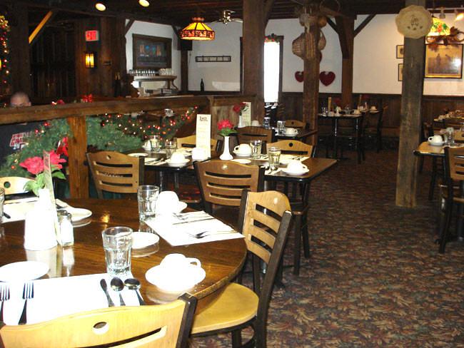 The Lumberyard Restaurant Perry Ny